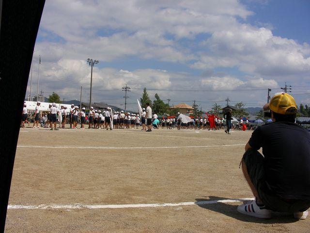 運動会20110919