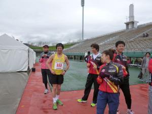 豊平川ハーフマラソン