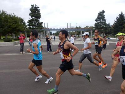 旭川ハーフマラソン