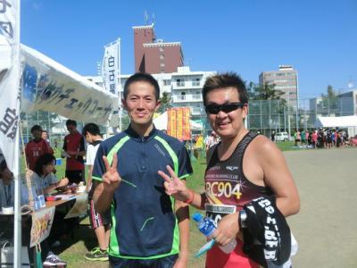 しろいし区民ふれあい健康マラソン