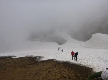 北大雪ロングトレイルツアー