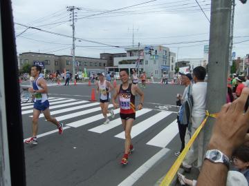 北海道マラソン2012