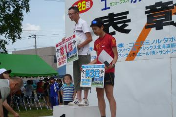 士別ハーフ2012