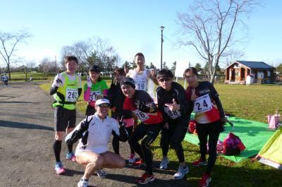 苫小牧フルマラソン挑戦会