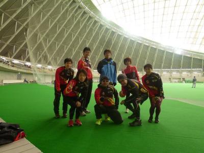 2013走り初め1