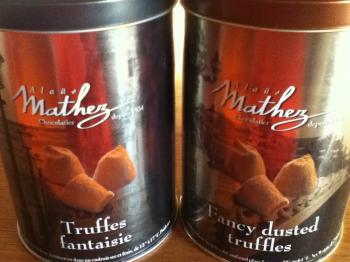oフランス製チョコ