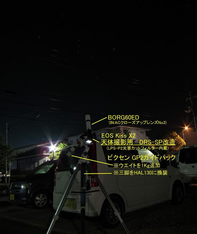 撮影環境&機材