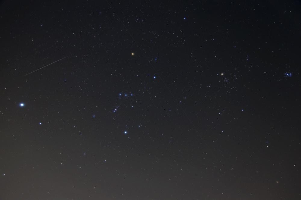 ジャコビニ流星群