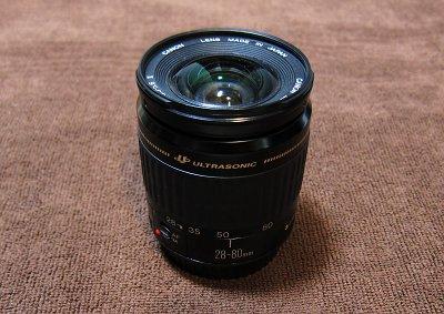 EF 28-80mm f3.5-5.6 Ⅱ