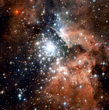 巨大星雲NGC3603