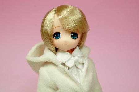 冬アリサお迎え(その5)