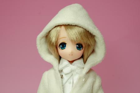 冬アリサお迎え(その6)