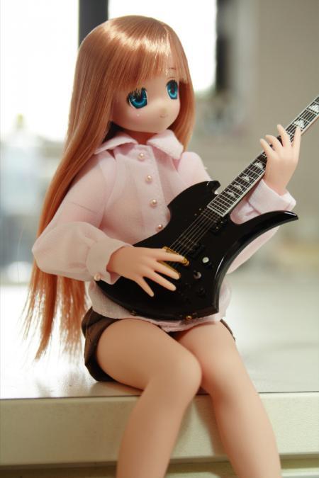 ギタリストのサアラさん(その4)