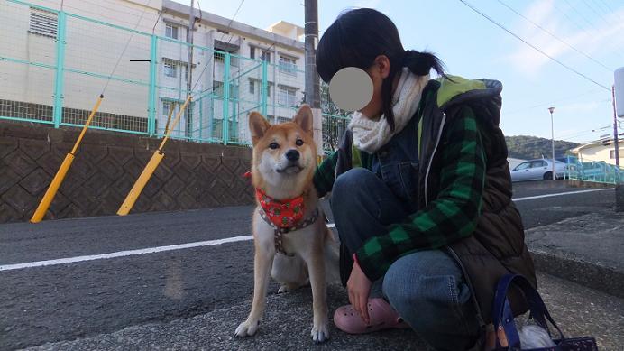 2012.12.27門松作りとマルコちゃん 010