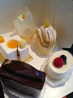 laurel cake