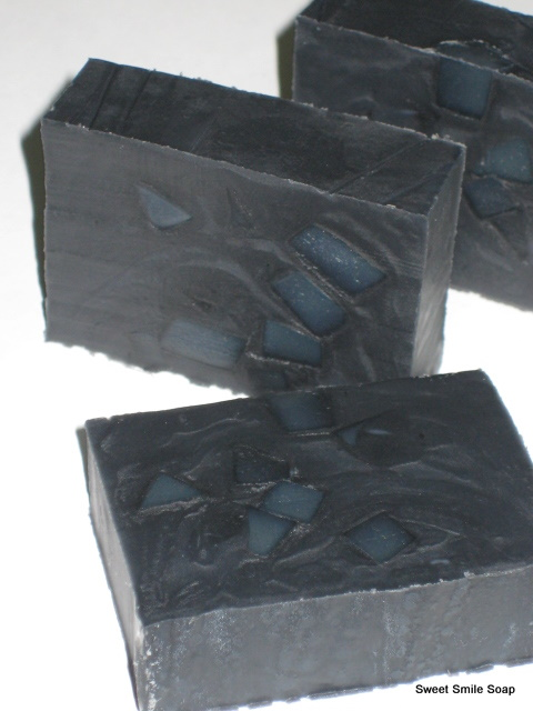 竹炭モザイク