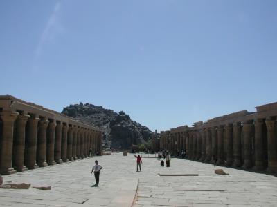 フィラエ神殿
