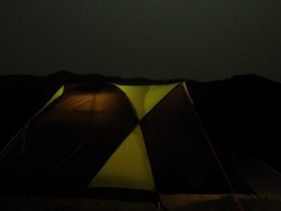 キャンプin山崎
