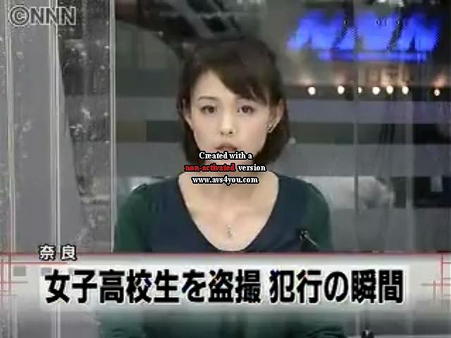 盗撮ニュース1
