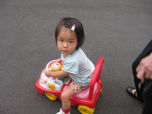 愛車、姫。
