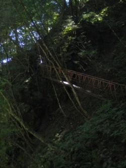 尾白川渓谷2