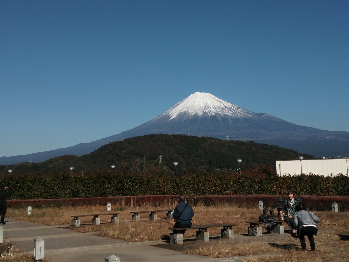 (131208) 富士山(富士川SA)