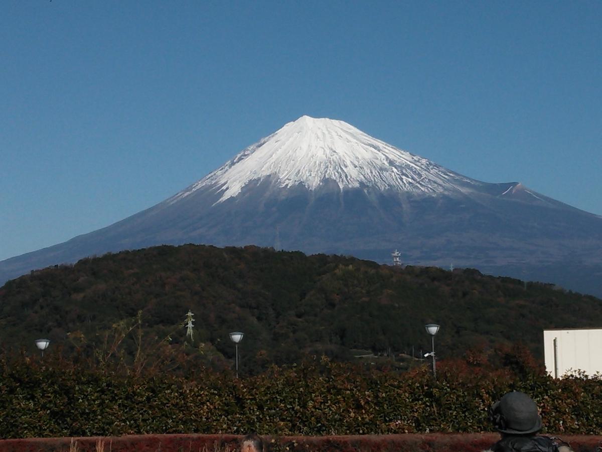 (131208) 富士山拡大(富士川SA)