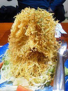 ぱりぱりサラダ