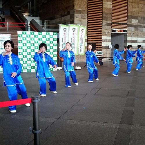 「ねんりんピック栃木2014」250日前イベント≪広報サポーター任命式≫!③