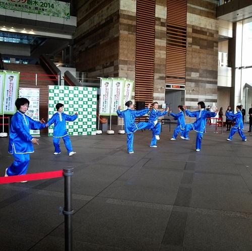 「ねんりんピック栃木2014」250日前イベント≪広報サポーター任命式≫!④