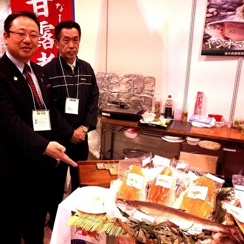 ≪とちぎ 食と農の展示・商談会2014≫へ!その2②
