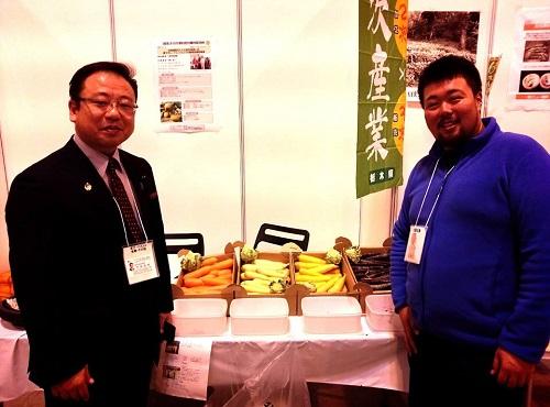 ≪とちぎ 食と農の展示・商談会2014≫へ!その3