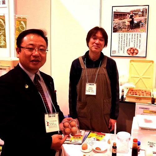 ≪とちぎ 食と農の展示・商談会2014≫へ!その4①