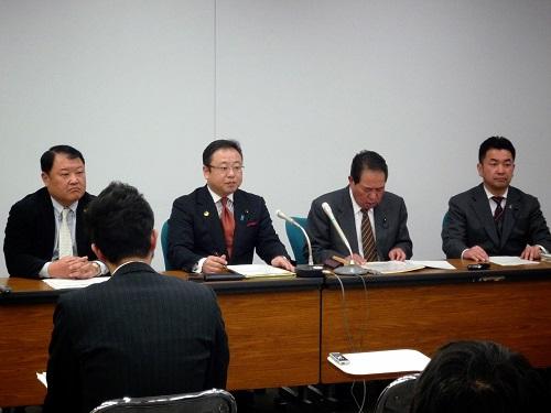 2014年度 栃木県当初予算編成・政策推進関連要望に対する回答書②