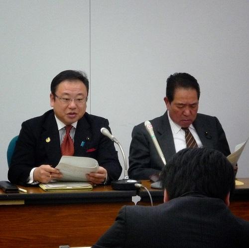 2014年度 栃木県当初予算編成・政策推進関連要望に対する回答書③