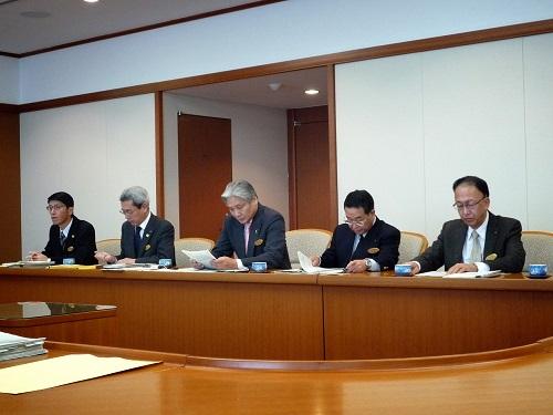 2014年度 栃木県当初予算編成・政策推進関連要望に対する回答書④