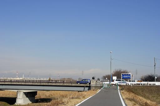 入間川(初雁橋)