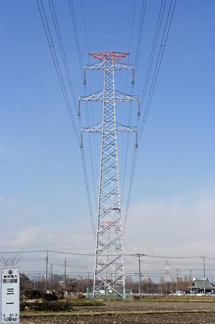 南川越線31号鉄塔