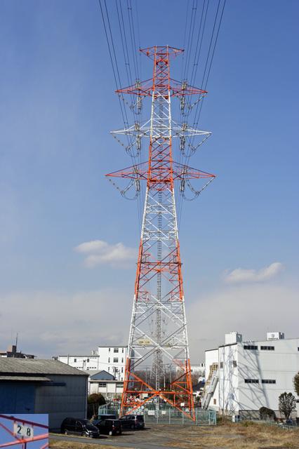 南川越線28号鉄塔