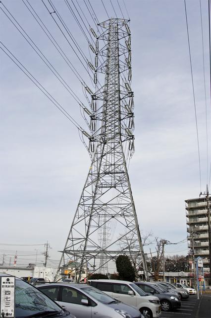 群馬幹線473号鉄塔(京北線4号鉄塔)