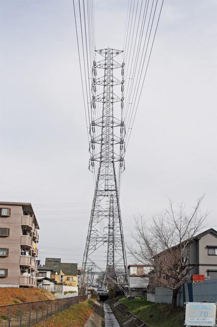 群馬幹線470号鉄塔(京北線7号鉄塔)