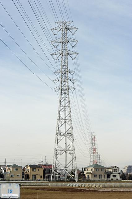 京北線12号鉄塔