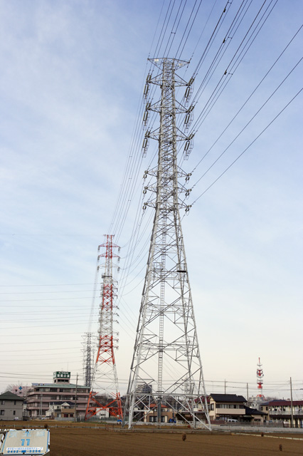 京北線11号鉄塔