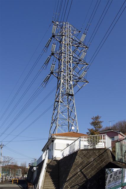 豊昭線30号鉄塔