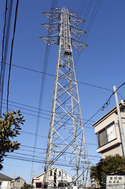 豊昭線44号鉄塔