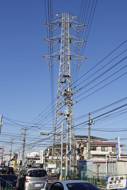 豊昭線43号鉄塔