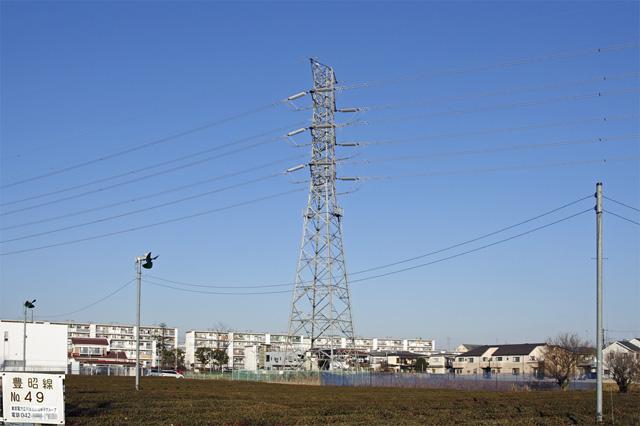 豊昭線49号鉄塔