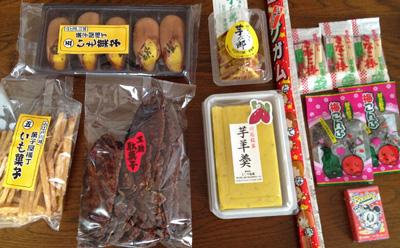 川越の駄菓子