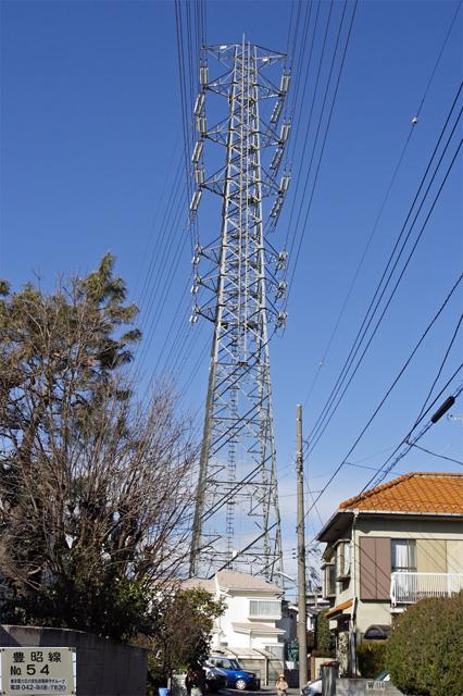豊昭線54号鉄塔