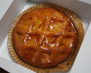ポテトアップルパイ